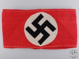 A Late War NSDAP Armband
