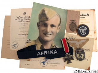 A Luftwaffe Afrika Group