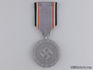 A Luftwaffe Air Defense Decoration; 2nd Class