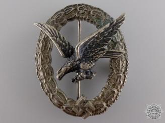 A Luftwaffe Air Gunner's & Flight Engineer's Badge