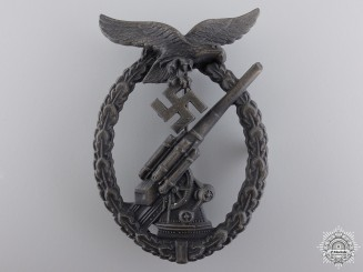 A Luftwaffe Flak Badge