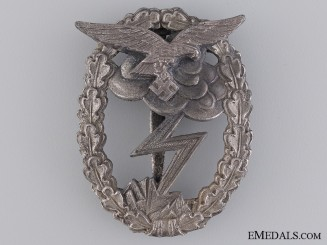 A Luftwaffe Ground Assault Badge by R.K.