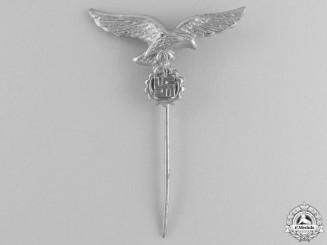 A Luftwaffe Heimat und Alarm Flakartillerie Stickpin