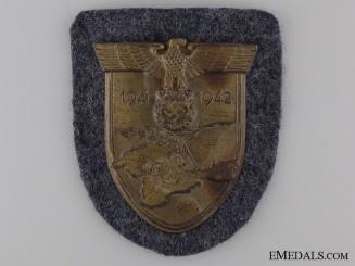 A Luftwaffe Issue Krim Shield