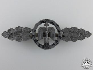 A Luftwaffe Squadron Clasp for Night Fighter Pilots