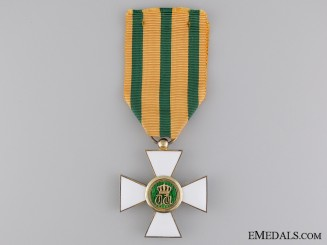 A Luxembourg Order of the Oak Crown; Knight's CRoss