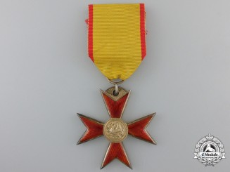 A Mecklenburg Order of the Griffin; Knight's Cross