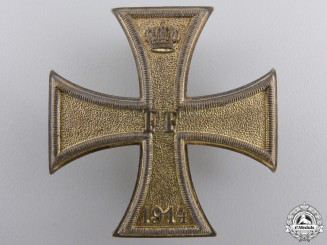 A Mecklenburg Schwerin Military Merit Cross 1914; 1st Class