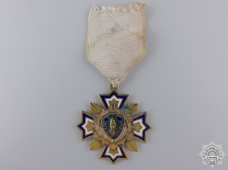Mexico, Republic. A Atheneum Arts and Sciences Medal