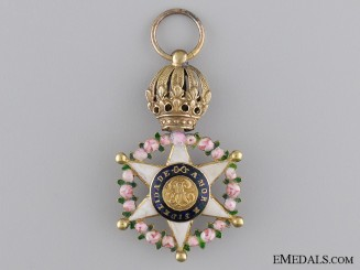 A Mid-Nineteenth Century Order of the Rose