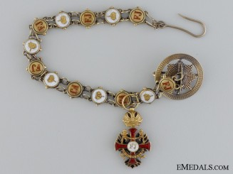 Austria, Empire. An Order of Franz Joseph in Gold, Miniature, c.1910