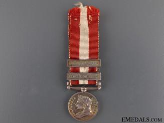 A Miniature Canada General Service Medal
