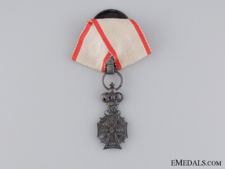 A Miniature Danish Order of the Dannebrog