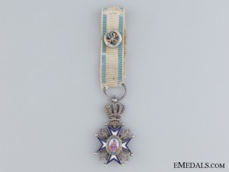 First War Serbian Order of St. Sava