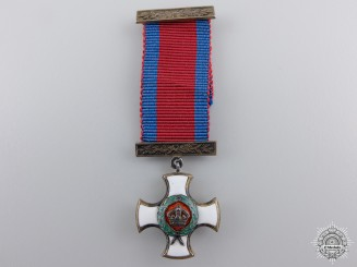 A Miniature George V Distinguished Service Order