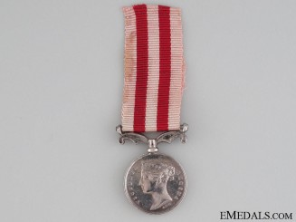 A Miniature Indian Mutiny Medal