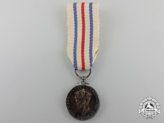 A Miniature King's Medal for Service in the Cause of Freedom