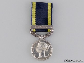 A Miniature Punjab 1848-49 Medal for Goojerat