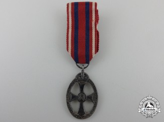A Miniature Queen Alexandra's Imperial Military Nursing Medal