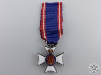 A Miniature Royal Victorian Order (M.V.O.)