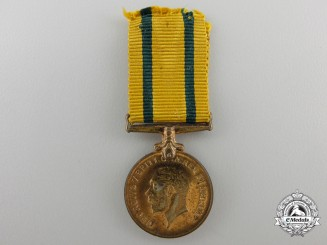 A Miniature Territorial Force War Medal 1914-1919
