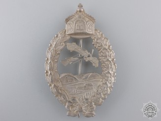 A Mint & Superb Imperial Prussian Pilot's Badge