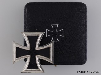 A Mint cased Iron Cross First Class 1939