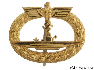 A Mint U-Boat War Badge