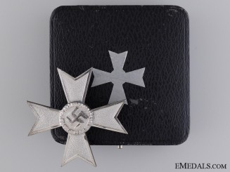 A Mint War Merit Cross; First Class with Deschler Case