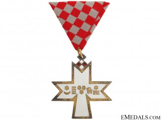 A Modern Order of the Croatian Trefoil