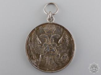 A Montenegro Bravery Medal; Type III