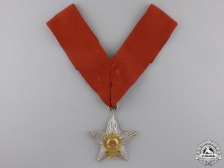 A Nepalese Order of Gorkha-Dakshina-Bahu; Commander