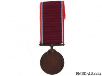 A Newfoundland Volunteer Service Medal
