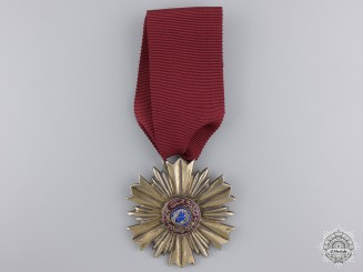 A Nobility Order of Qatar; Commander