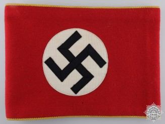 A NSDAP Reich Politisches Leiter Anwärter Armband