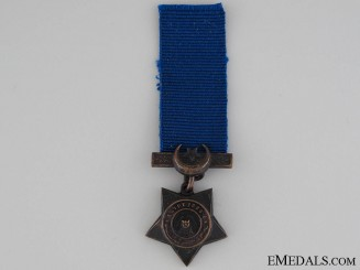 A Period Miniature Khedive's Star