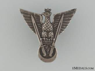 A Polish WWII Regimental Badge