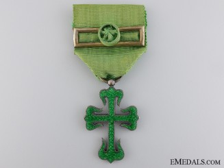 A Portuguese Military Order of Aviz; Officer's Cross
