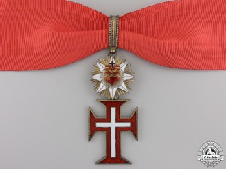 Portugal. A Military Order of Christ by Rothe, Commander Cross
