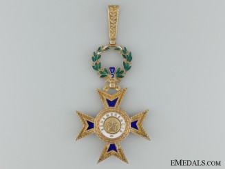 A Portuguese Order of Merit;p Commander