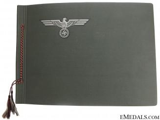 A Pre-WWII German Army Photo Album