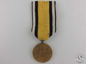 A Prussian 1815 Waterloo Campaign Medal