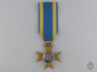 A Prussian Golden Merit Cross (1912-1916)