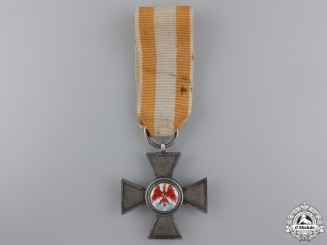 A Prussian Order of the Red Eagle; 4th Class by Zehn