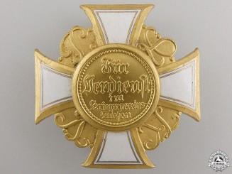 A Prussian War Veterans Organization Honour Cross; 1st Class