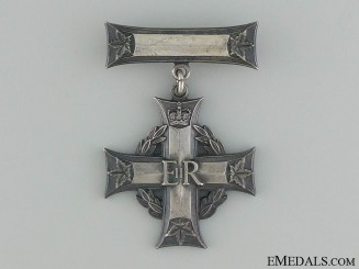 A QEII Canadian Memorial Cross to Pte. Horgan