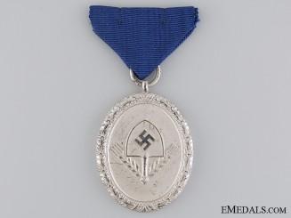 A R.A.D Long Service Award; Third Class