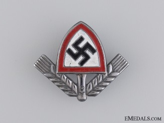 "A RAD Officer""¢¯s Cap Badge"