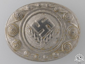 A RADwJ Personnels Commemorative Badge