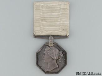 A Rare 1875 Arctic Medal